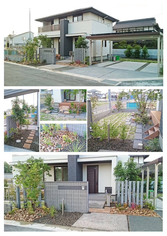 津山市 モデルハウス